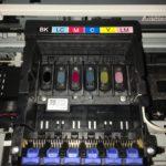 エプソンプリンタ(EP-978A3)インク目詰まり